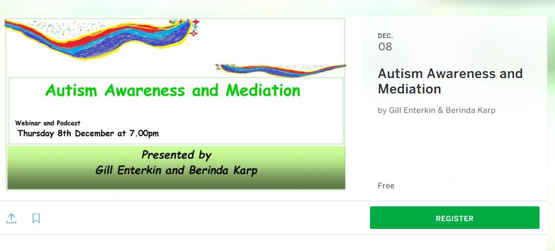 Autim Awareness and Mediation